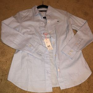 NWT Vineyard Vines Button Up (Women's)